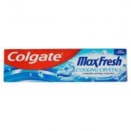Colgate Max Fresh Cooling Crystals Cool Mint zubná pasta 75ml