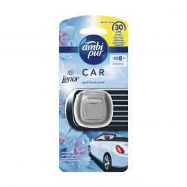 Ambi Pur LenorApril Fresh Scent osviežovač vzduchu do auto 2ml