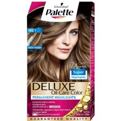 Palette DELUXE ME1 Super melír na vlasy