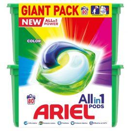 Ariel All in1 Power 80 praní kapsule na pranie