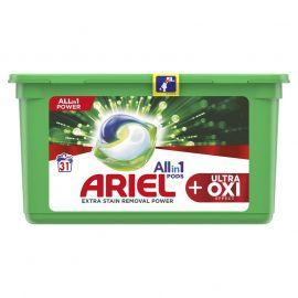 Ariel All in1 Power 31 praní kapsule na pranie