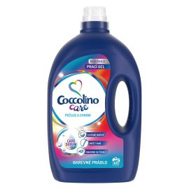 Coccolino Care gél na pranie Farebná prádlo