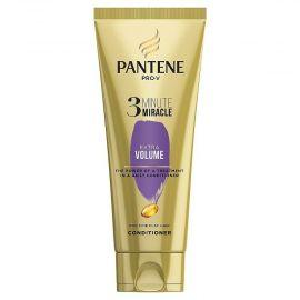 Pantene Pro-V 3minute Miracle Extra Volume balzám na jemné vlasy 200ml