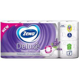 Zewa Deluxe 8ks Levander toaletný papier 3-vrstvový