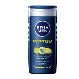Nivea Men Energy sprchový gél 250ml 80803