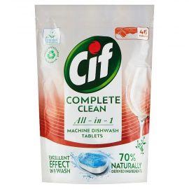 Cif Complete Clean Regular 70% Naturally 46ks tablety do umývačky riadu