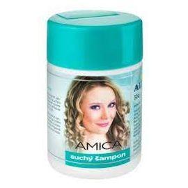 Amica suchý šampón na mastné vlasy 30g