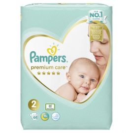 Pampers Premium Care S2  Mini 68ks 4-8kg