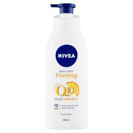 Nivea body Milk 400ml Q10 telové mlieko pre normálnu pokožku s Vitamínom C 88196