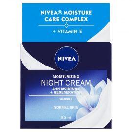 Nivea Essentials krém nočný regeneračný NP 50ml 81203