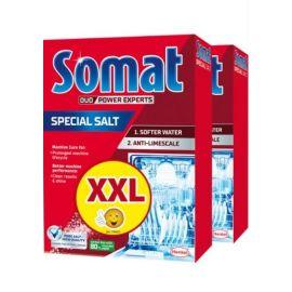 Somat soľ do umývačky riadu 2x1500g