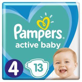 Pampers Active Baby plienky S4 13ks 9-14kg