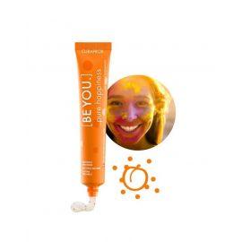 Curaprox BE YOU Pure Happiness Oranžová zubná pasta 90ml