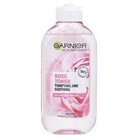 Garnier Skin Naturals zjemňujúca pleťová voda pre suchú pleť 200ml