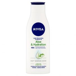 Nivea body Milk 250ml Aloe & Hydration telové mlieko 88395