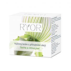 Ryor výživný krém s prírodným olejom 50g