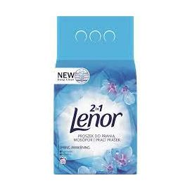 Lenor Spring Awakening 2in1 2,34kg prášok na pranie 36 praní
