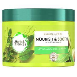 Herbal Essences of Life Nourish&Sooth Avocado Oil & Aloe maska na vlasy 450ml