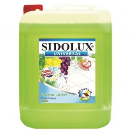 Sidolux Universal Soda Power Green Grapes čistiací prostriedok 5l