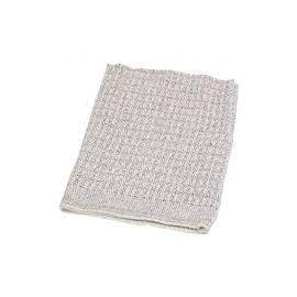 Handra na podlahu Cedric biela tkaná 60x50cm Vaflo