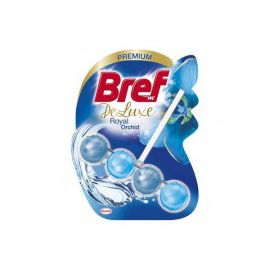 Bref DeLuxe  Royal Orchid WC blok 50g
