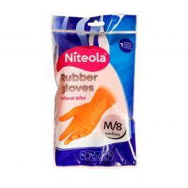 Niteola rukavice gumové latexové M/8