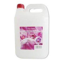 Clear Body Natural tekuté mydlo 5000ml