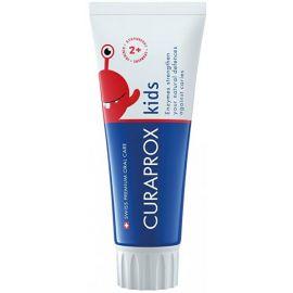 Curaprox Kids Jahoda zubná pasta od 2 rokov 60ml