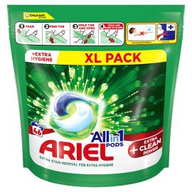 Ariel All in1 Pods 46 praní Extra Clean Power kapsule na pranie