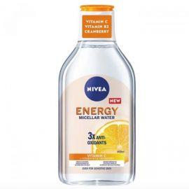 Nivea Energy Vitamín C micerálna pleťová voda na tvár 400ml