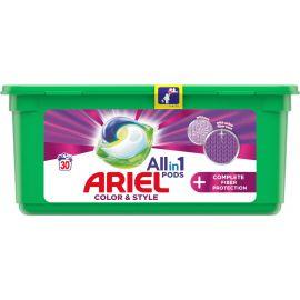 Ariel All in1 Power 30 praní Fiber Protection kapsule na pranie