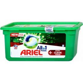 Ariel All in1 Power 30 praní OXI Extra Clean kapsule na pranie