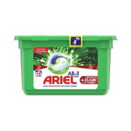 Ariel All in 1 Pods 12 praní Extra Clean kapsule na pranie