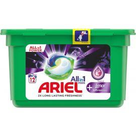 Ariel All in 1 Pods 12 praní Lenor UNstoppables kapsule na pranie