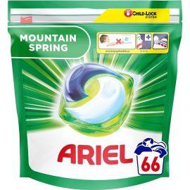 Ariel All in1 Pods 66 praní Mauntain Spring kapsule na pranie