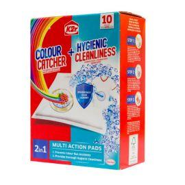 K2r Colour Catcher, Hygienic Cleanliness 2v1 Stop zafarbeniu vrecúška 10ks