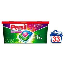 Persil Deep Clean Color kapsule na pranie 33 praní