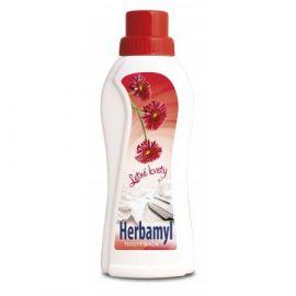Škrob Herbamyl Letné kvety ružový 500ml