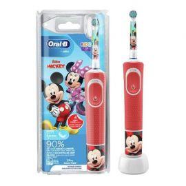 Oral-B Kids Mickey Extra Soft elektrická zubná kefka pre deti 3+