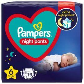 Pampers Night Pants S6 15+kg 19ks