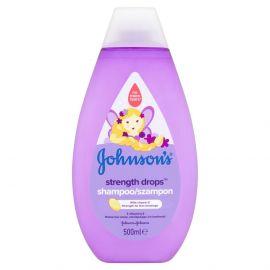 Johnson´s Baby Strength Drops posilňujúci šampón na vlasy 500ml