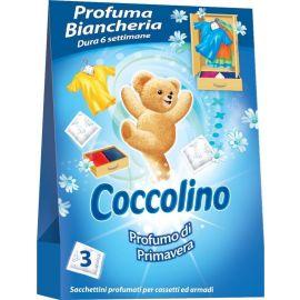Coccolino Fresh Blue Voňavé vankúšiky do šatníka 3ks