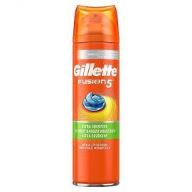 Gillette gel na holenie Fusion5 Proglide Sensitive 200ml