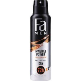 Fa Men Xtreme Invisible Power deodorant AP 150ml