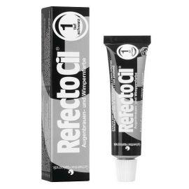 RefectoCil farba na obočie,riasy 1 pure black15ml 645