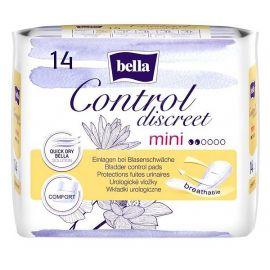 Bella Control Discreet Mini 14ks Urologické vložky