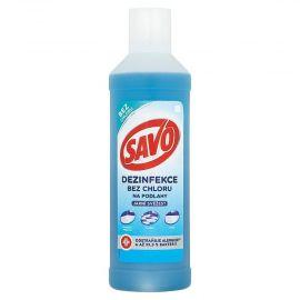 Savo Dezinfekcia Jarná sviežosť Bez chlóru na podlahy 1l