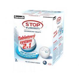 Ceresit Stop Vlhkosti Pearl Micro pohlcovač vlhkosti 2v1 tablety 2ks