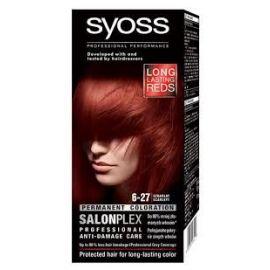 Syoss Color 6-27 Purpurovo červená farba na vlasy