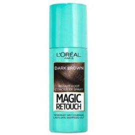 Loreal Magic Retouch 2 Dark Brown sprej na okamžité zakrytie odrastov 75ml